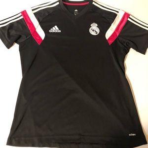 Adidas Women's Climacool Real Madrid T Shirt
